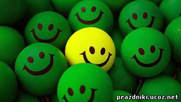 смайлики, улыбки